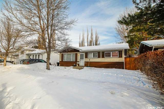 110 Cooper Crescent, Saskatoon, SK S7M 4L3 (MLS #SK842724) :: The A Team