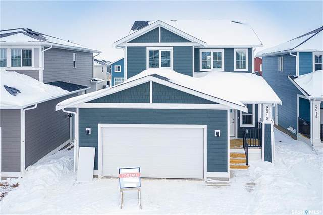 324 Olson Lane E, Saskatoon, SK S7V 0H4 (MLS #SK842746) :: The A Team