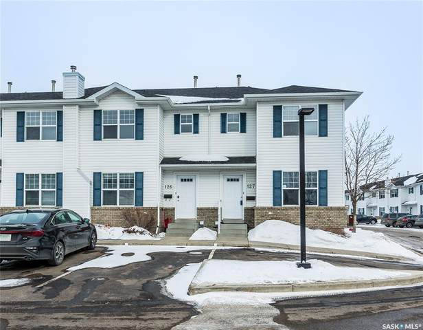 203 Herold Terrace #127, Saskatoon, SK S7V 1H7 (MLS #SK842751) :: The A Team