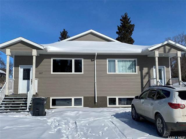 135 Independent Street, Yorkton, SK S3N 0S6 (MLS #SK842755) :: The A Team