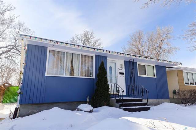5607 2nd Avenue N, Regina, SK S4R 5M4 (MLS #SK842777) :: The A Team