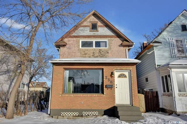 230 Athabasca Street W, Moose Jaw, SK S6H 2B9 (MLS #SK842791) :: The A Team