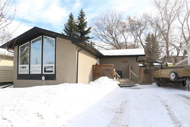 2425 Cumberland Avenue S, Saskatoon, SK S7J 1Z8 (MLS #SK842796) :: The A Team