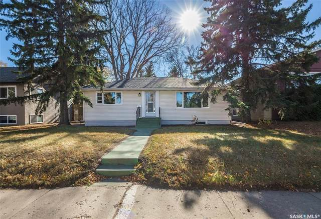 1212 Temperance Street, Saskatoon, SK S7N 0N9 (MLS #SK842816) :: The A Team