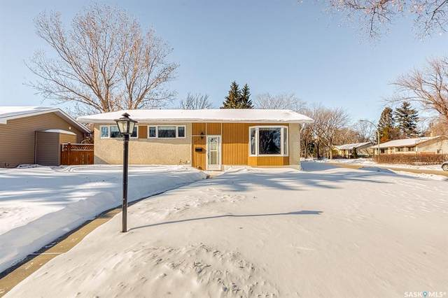 1112 Shannon Road, Regina, SK S4S 5K7 (MLS #SK842861) :: The A Team