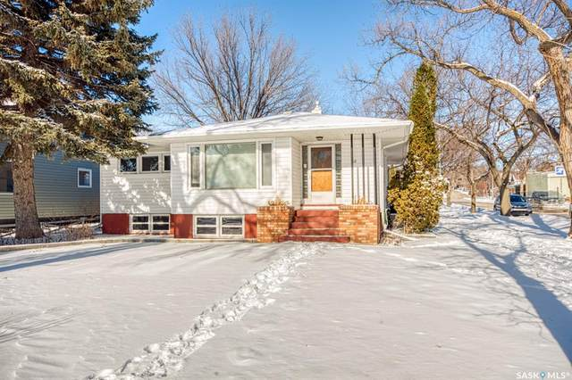 502 Athabasca Street W, Moose Jaw, SK S6H 2C6 (MLS #SK842871) :: The A Team