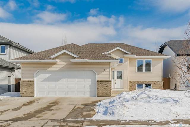 115 Allwood Crescent, Saskatoon, SK S7R 0A3 (MLS #SK842935) :: The A Team