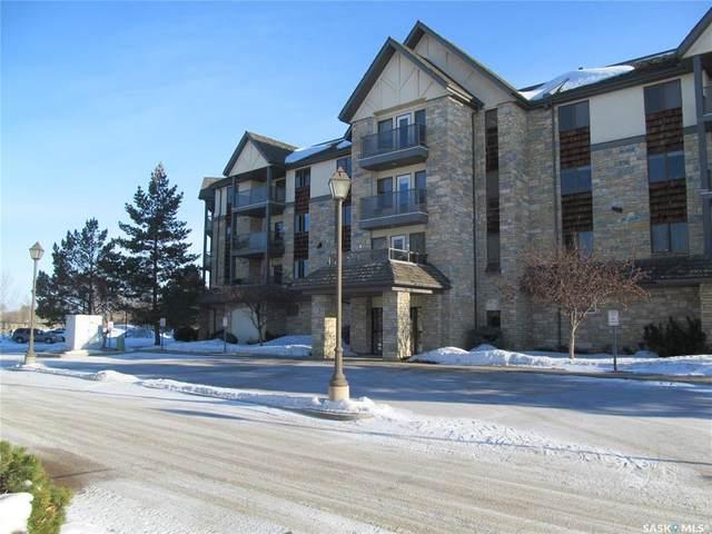 1622 Acadia Drive #305, Saskatoon, SK S7H 5H7 (MLS #SK842970) :: The A Team
