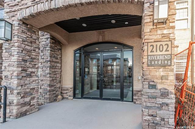 2102 Heseltine Road #312, Regina, SK S4V 1K9 (MLS #SK842973) :: The A Team