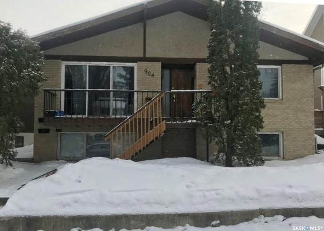 904 Temperance Street, Saskatoon, SK S7N 0N4 (MLS #SK843000) :: The A Team