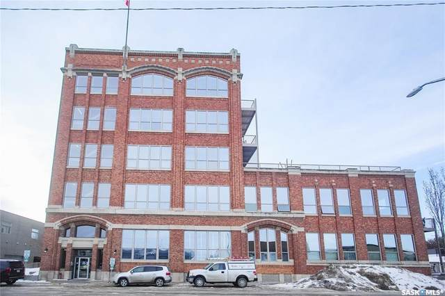 211 D Avenue N #303, Saskatoon, SK S7L 1M7 (MLS #SK843040) :: The A Team