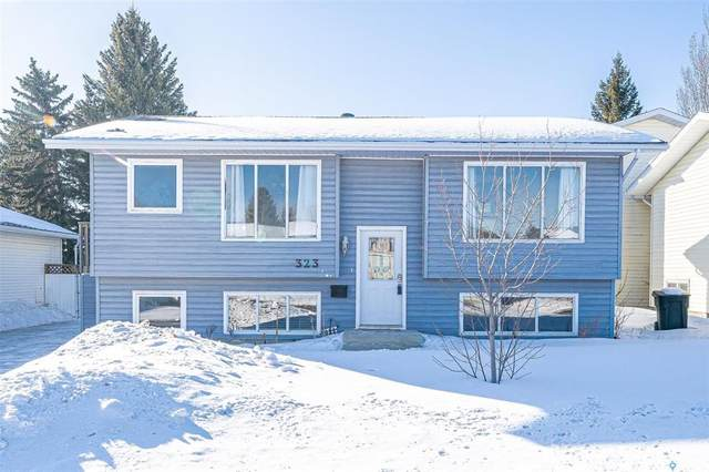 323 Wedge Road, Saskatoon, SK S7L 6G1 (MLS #SK843058) :: The A Team