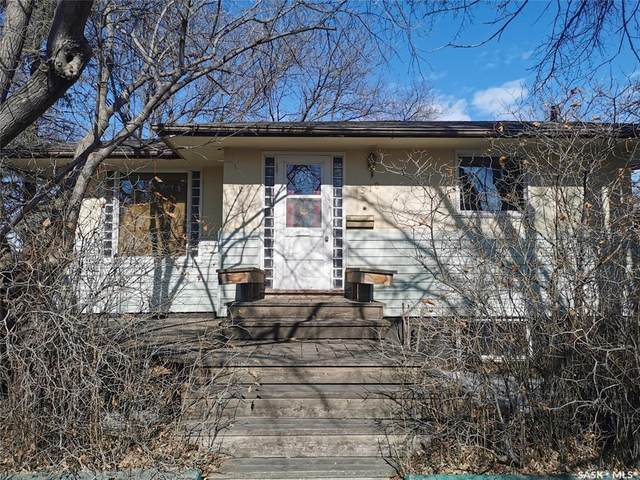 578 Oxford Street W, Moose Jaw, SK S6H 2P6 (MLS #SK843192) :: The A Team