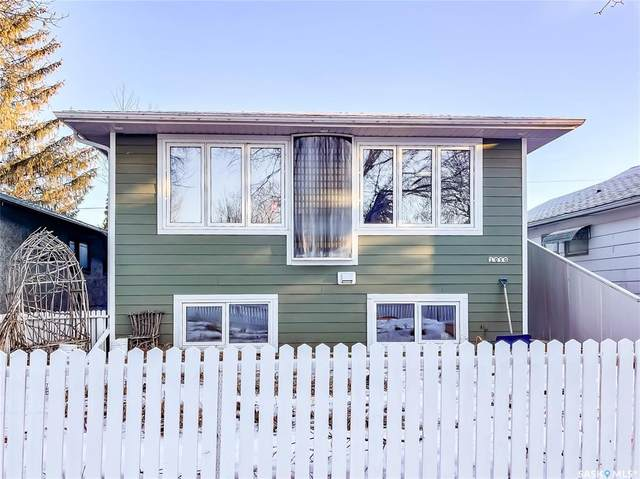 1050 Iroquois Street W, Moose Jaw, SK S6H 5B8 (MLS #SK844213) :: The A Team