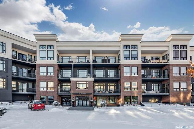 404 Cartwright Street #105, Saskatoon, SK S7T 0W6 (MLS #SK844328) :: The A Team