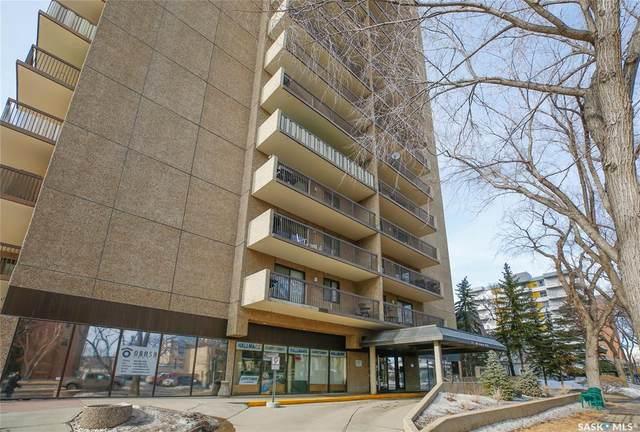 311 6th Avenue N #703, Saskatoon, SK S7K 7A9 (MLS #SK844348) :: The A Team