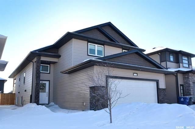 222 Kolynchuk Manor, Saskatoon, SK S7T 0W3 (MLS #SK844444) :: The A Team