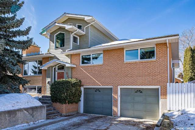 102 Red River Road, Saskatoon, SK S7K 1G3 (MLS #SK845857) :: The A Team