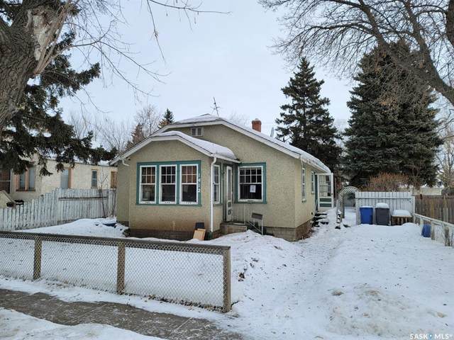 1412 102nd Street, North Battleford, SK S9A 1G7 (MLS #SK846775) :: The A Team