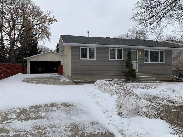 16 Sandison Crescent, Regina, SK S4R 6R9 (MLS #SK847331) :: The A Team