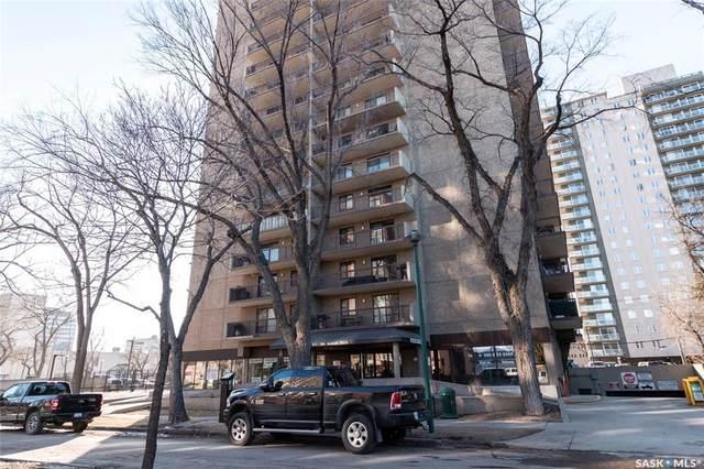 311 6th Avenue N #1002, Saskatoon, SK S7K 7A9 (MLS #SK847403) :: The A Team