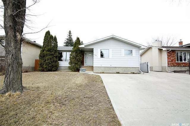 545 Dalgliesh Drive, Regina, SK S4R 6H6 (MLS #SK848622) :: The A Team