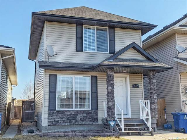 307 Rutherford Crescent, Saskatoon, SK S7N 4X5 (MLS #SK849205) :: The A Team