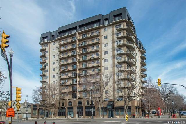 611 University Drive #304, Saskatoon, SK S7N 3Z1 (MLS #SK849256) :: The A Team