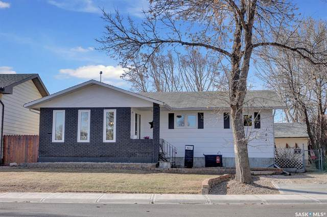 103 Fuhrmann Crescent, Regina, SK S4R 7W2 (MLS #SK849311) :: The A Team