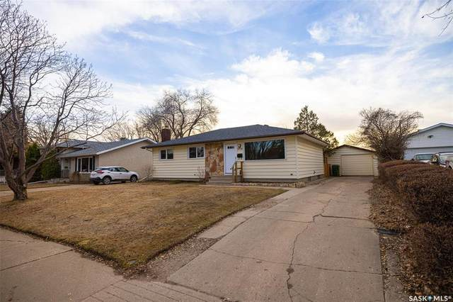 2712 Clinkskill Drive, Saskatoon, SK S7J 2V9 (MLS #SK849564) :: The A Team