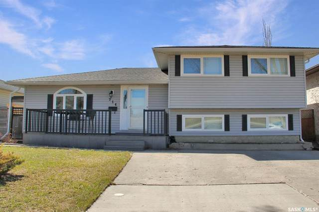 714 Mcintosh Street N, Regina, SK S4R 5Z4 (MLS #SK849801) :: The A Team