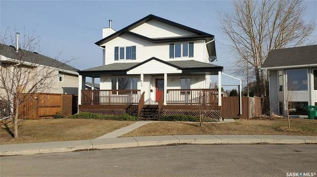 859 Rutherford Way, Saskatoon, SK S7N 4X6 (MLS #SK849867) :: The A Team