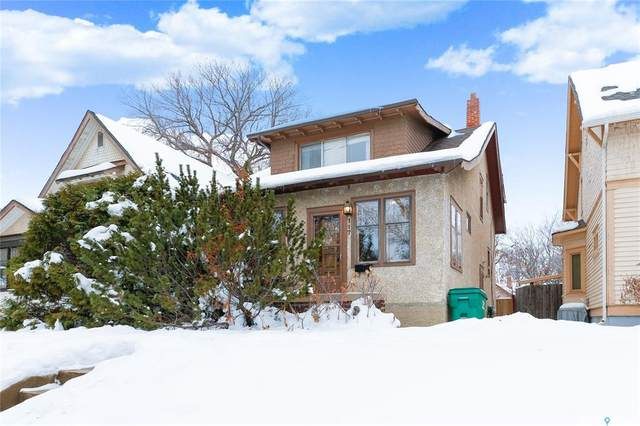 117 8th Street E, Saskatoon, SK S7H 0P1 (MLS #SK850017) :: The A Team