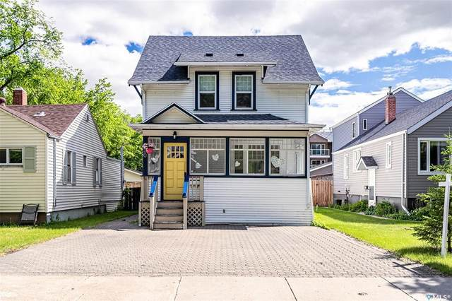 920 10th Street E, Saskatoon, SK S7H 0H6 (MLS #SK850081) :: The A Team