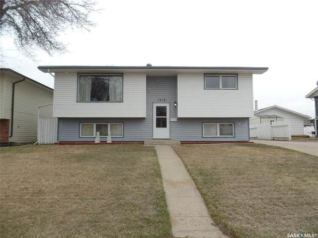 1315 Manitou Crescent, Moose Jaw, SK S6H 7C4 (MLS #SK850251) :: The A Team