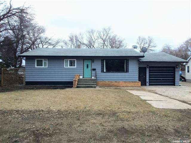 217 Christopher Street, Theodore, SK S0A 4C0 (MLS #SK850439) :: The A Team