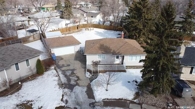 18 Halleran Place, Regina, SK S4R 3Z9 (MLS #SK850513) :: The A Team