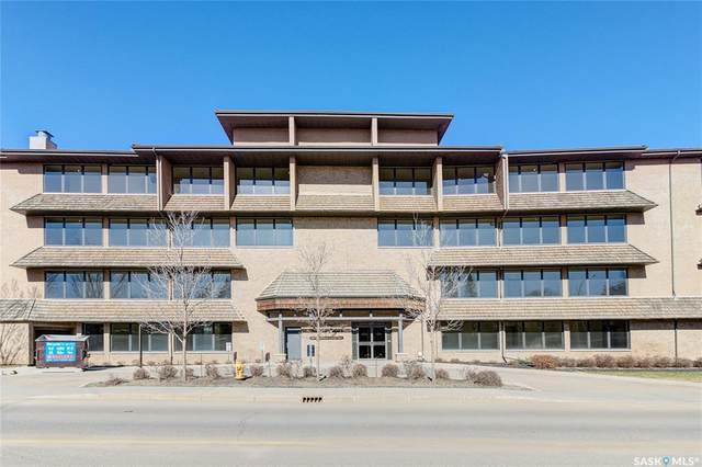 623 Saskatchewan Crescent W #132, Saskatoon, SK S7M 0A5 (MLS #SK850676) :: The A Team