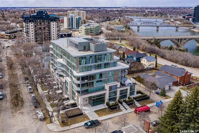 637 University Drive #107, Saskatoon, SK S7N 0H8 (MLS #SK850832) :: The A Team