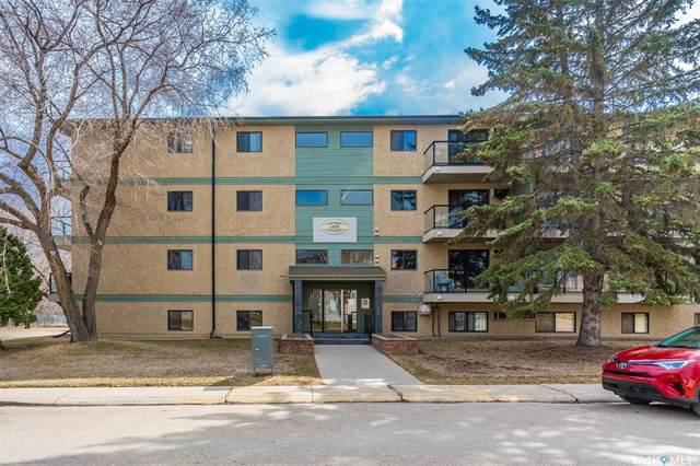 1435 Embassy Drive #402, Saskatoon, SK S7M 4E5 (MLS #SK850886) :: The A Team