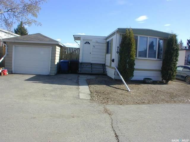 1035 Boychuk Drive #76, Saskatoon, SK S7H 5B2 (MLS #SK850959) :: The A Team
