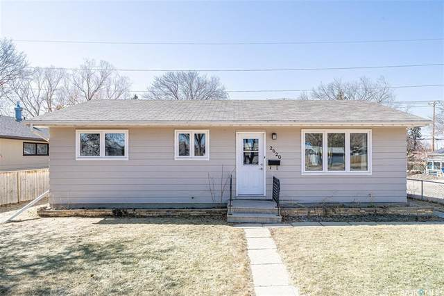 2620 Preston Avenue S, Saskatoon, SK S7J 2B5 (MLS #SK850997) :: The A Team