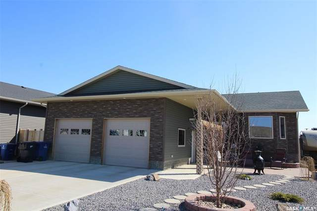 11131 Battle Springs View, Battleford, SK S0M 0E0 (MLS #SK851070) :: The A Team