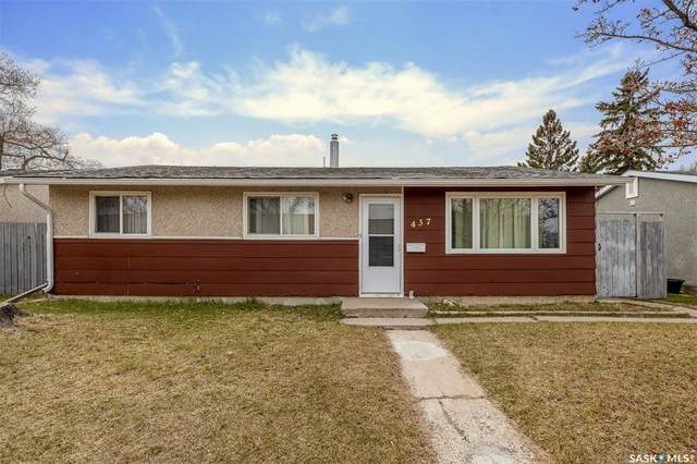 437 W Avenue N, Saskatoon, SK S7L 3G9 (MLS #SK851268) :: The A Team
