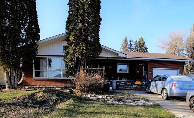14 Morris Drive, Saskatoon, SK S7L 3T9 (MLS #SK851278) :: The A Team