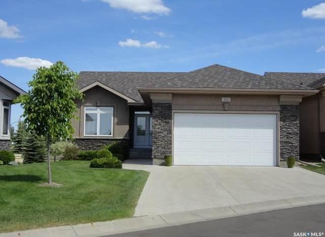 201 Cartwright Terrace #111, Saskatoon, SK S7T 0A4 (MLS #SK851519) :: The A Team