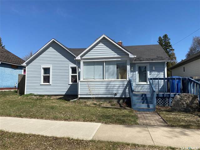1272 96th Street, North Battleford, SK S9A 0H1 (MLS #SK854261) :: The A Team