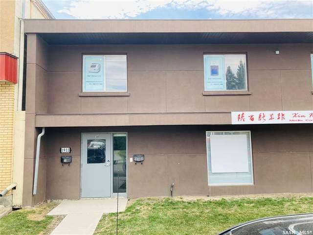 1932 St. George Avenue #30, Saskatoon, SK S7M 0K5 (MLS #SK855487) :: The A Team