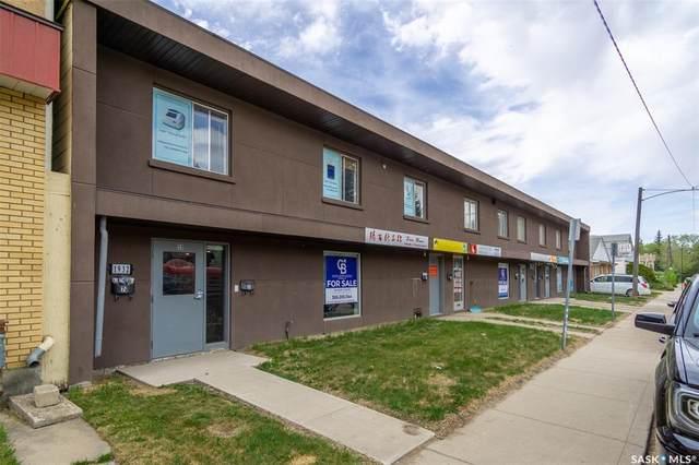 1932 St. George Avenue #70, Saskatoon, SK S7M 0K5 (MLS #SK855489) :: The A Team