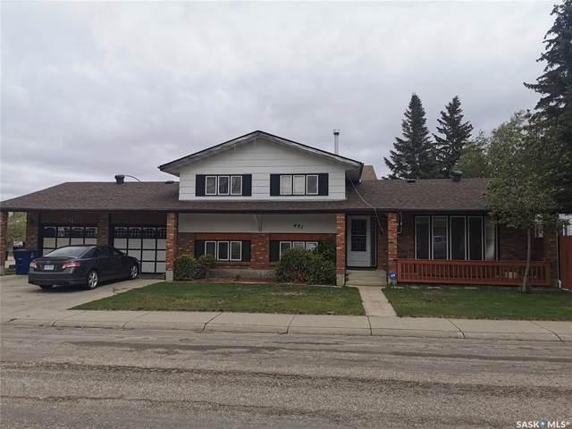 431 Chitek Crescent, Saskatoon, SK S7K 5C1 (MLS #SK856196) :: The A Team